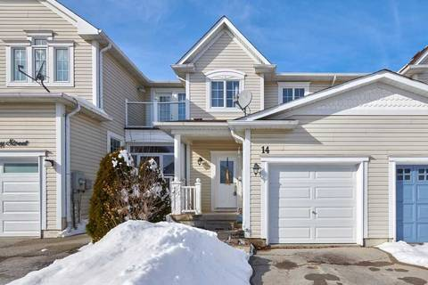Townhouse for sale at 14 Mcgahey St New Tecumseth Ontario - MLS: N4388665