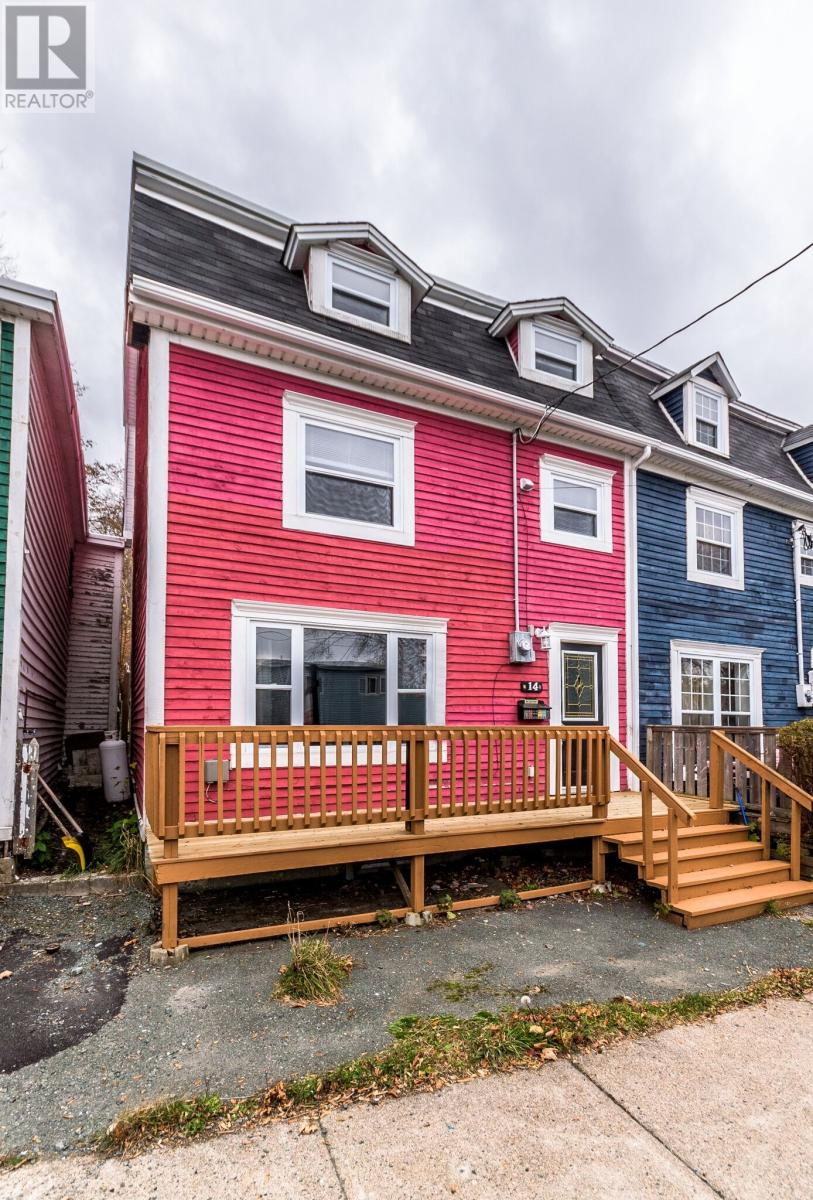 For Sale: 14 Mckay Street, St Johns, NL   3 Bed, 2 Bath House for $234,900. See 9 photos!