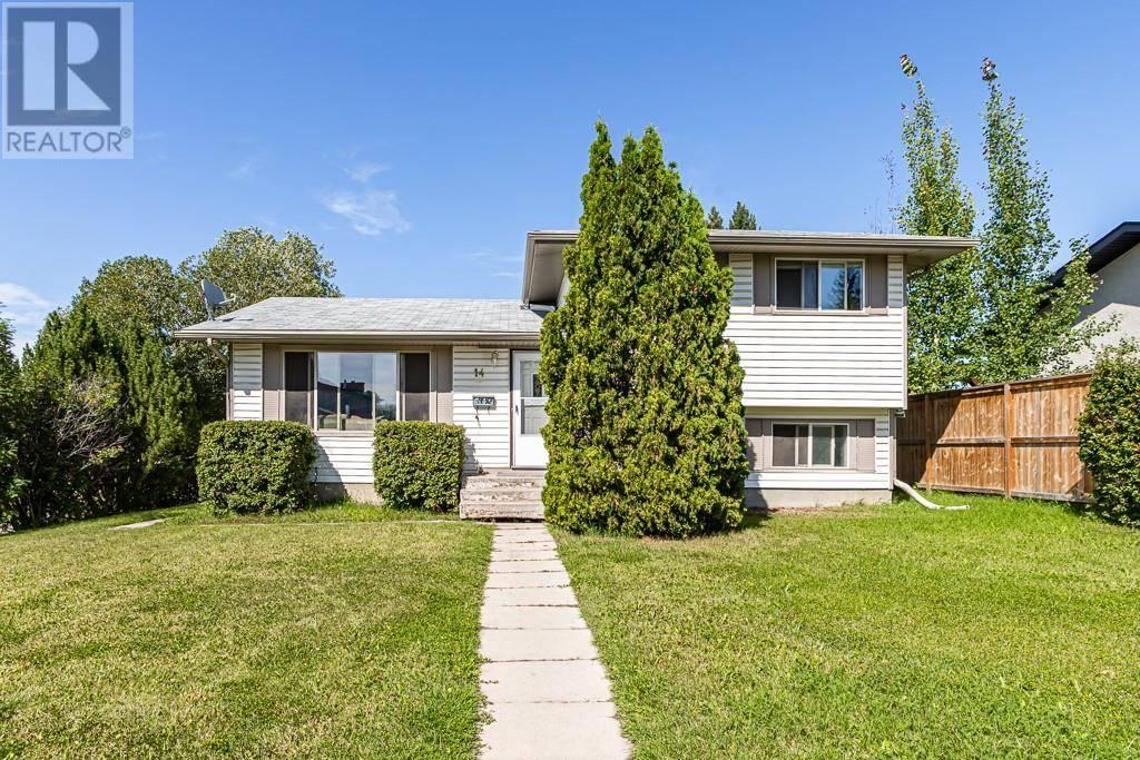 House for sale at 14 Mcphee St Red Deer Alberta - MLS: ca0173215