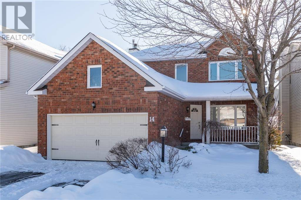 House for sale at 14 Merner Ave Ottawa Ontario - MLS: 1182787