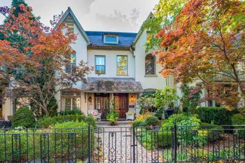 Townhouse for sale at 14 Metcalfe St Toronto Ontario - MLS: C4950690