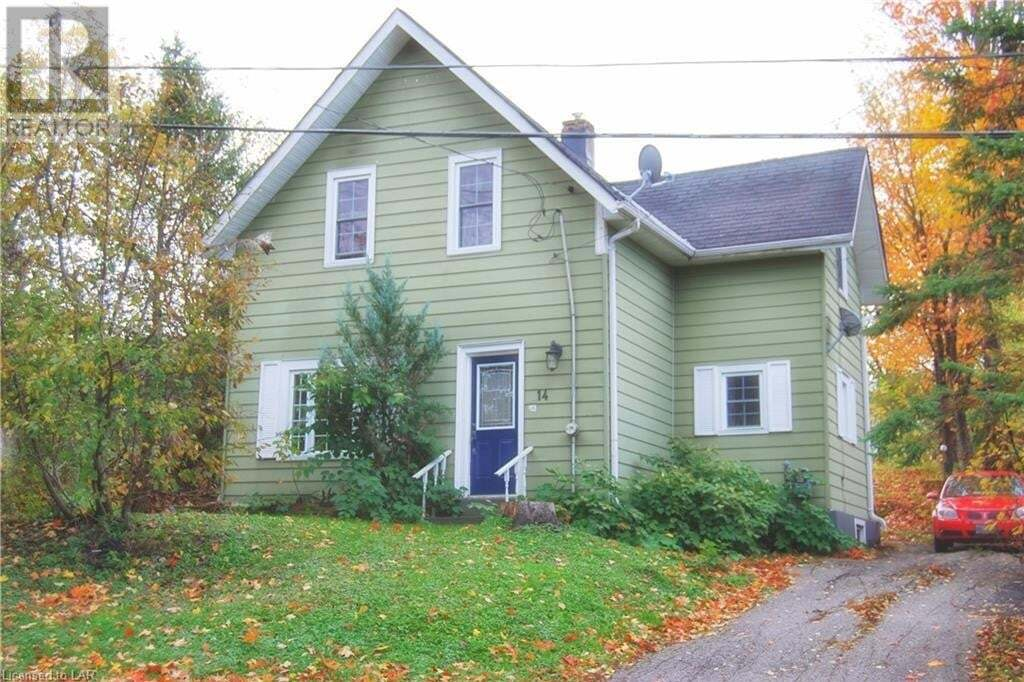 House for sale at 14 Milton St Bracebridge Ontario - MLS: 40032957