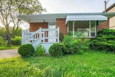 House for rent at 14 Miniot Circ Toronto Ontario - MLS: E4855479