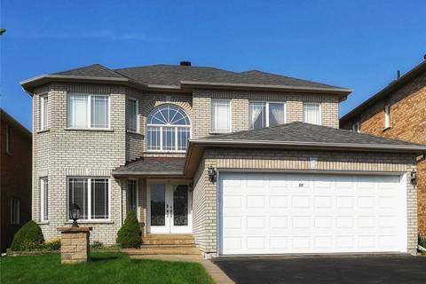 House for sale at 14 Montesano Cres Richmond Hill Ontario - MLS: N4390183