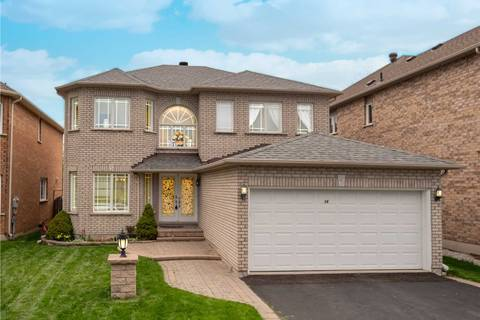 House for sale at 14 Montesano Cres Richmond Hill Ontario - MLS: N4428537