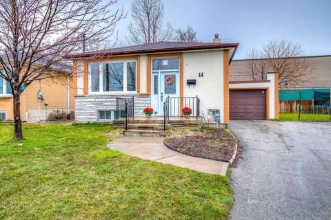 House for sale at 14 Moray Pl Toronto Ontario - MLS: E4605497