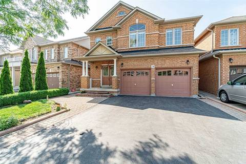 House for sale at 14 Mountland Rd Brampton Ontario - MLS: W4577727