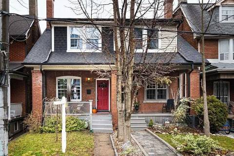 Townhouse for sale at 14 Nairn Ave Toronto Ontario - MLS: W4737010