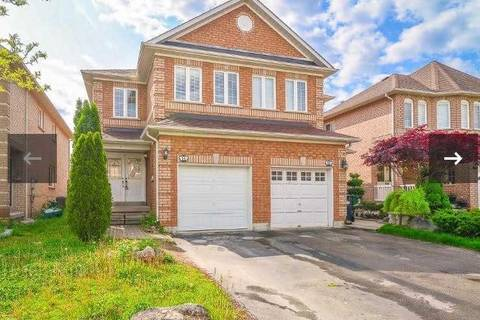 Townhouse for rent at 14 Native Landings Cres Brampton Ontario - MLS: W4484096