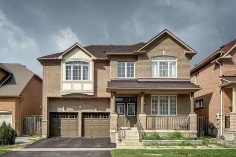 House for sale at 14 Nichols Blvd Markham Ontario - MLS: N4385420