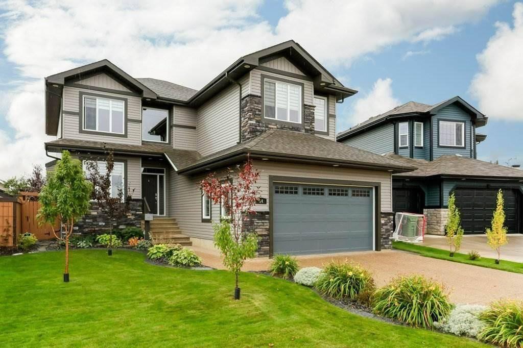 House for sale at 14 Noble Cs St. Albert Alberta - MLS: E4182244