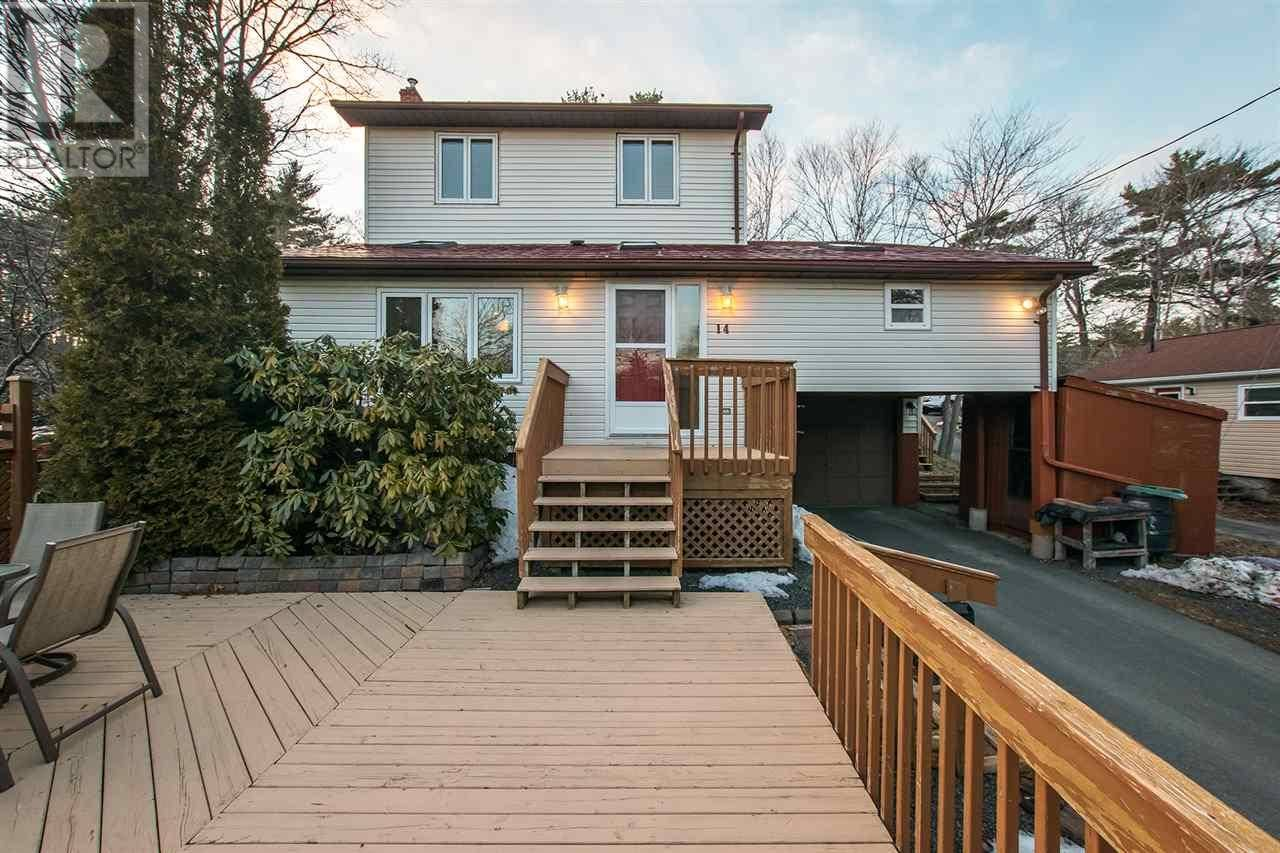 House for sale at 14 Parkhill Rd Halifax Nova Scotia - MLS: 202004231