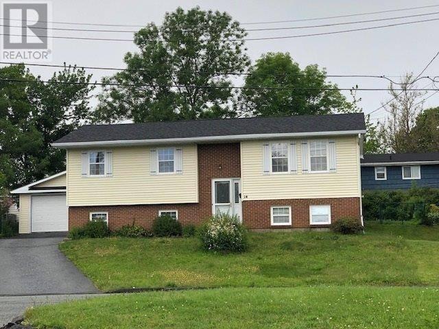 House for sale at 14 Paul David Ct Dartmouth Nova Scotia - MLS: 202001506