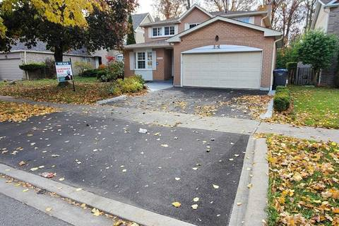 House for sale at 14 Pearson Rd Brampton Ontario - MLS: W4617098