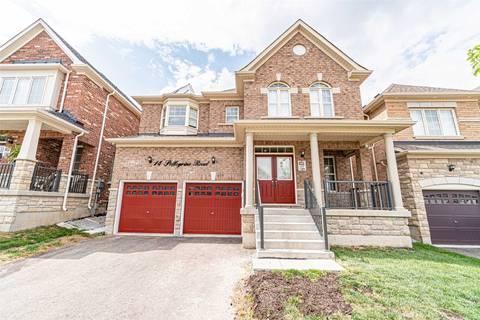 House for sale at 14 Pellegrino Rd Brampton Ontario - MLS: W4546453