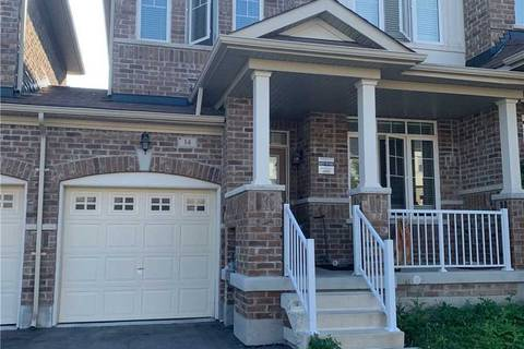 Townhouse for rent at 14 Percy Stover Dr Markham Ontario - MLS: N4552841
