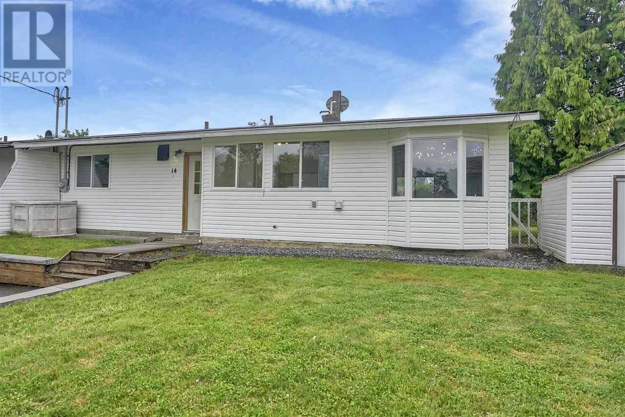 Townhouse for sale at 14 Plover St Kitimat British Columbia - MLS: R2438039