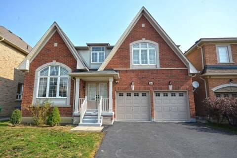House for sale at 14 Powell Dr Brampton Ontario - MLS: W4929453