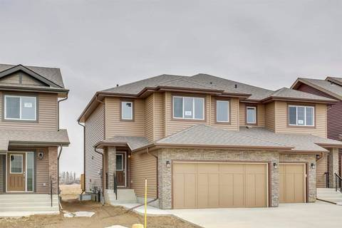 Townhouse for sale at 14 Prairie Gt Spruce Grove Alberta - MLS: E4150998
