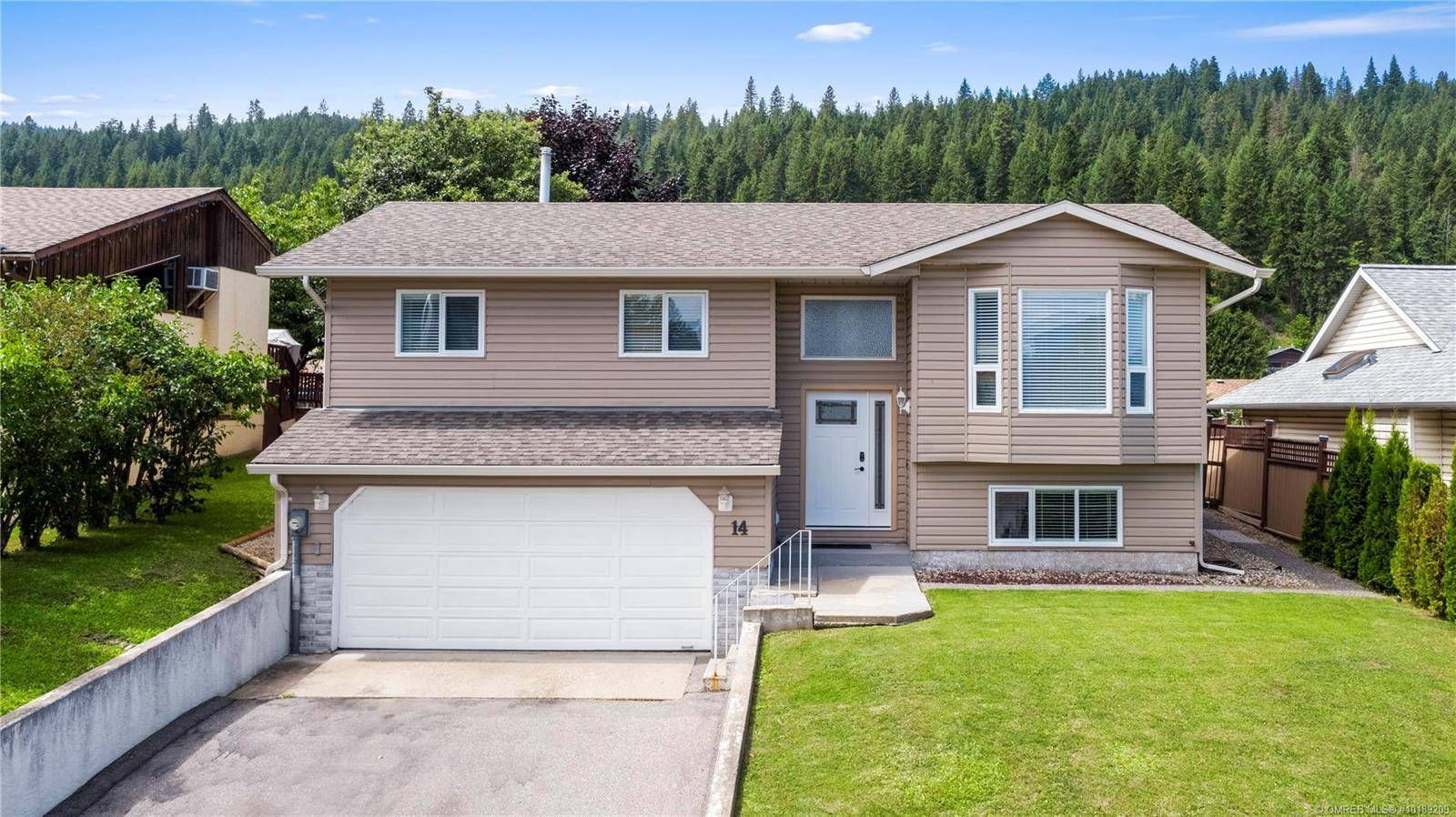 House for sale at 14 Preston Cres Enderby British Columbia - MLS: 10189209