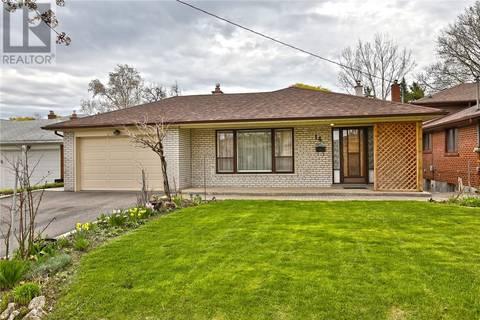 House for sale at 14 Pylon Pl Toronto Ontario - MLS: 30732812