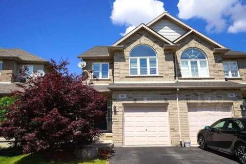 Townhouse for sale at 14 Raspberry Tr Thorold Ontario - MLS: X4811003