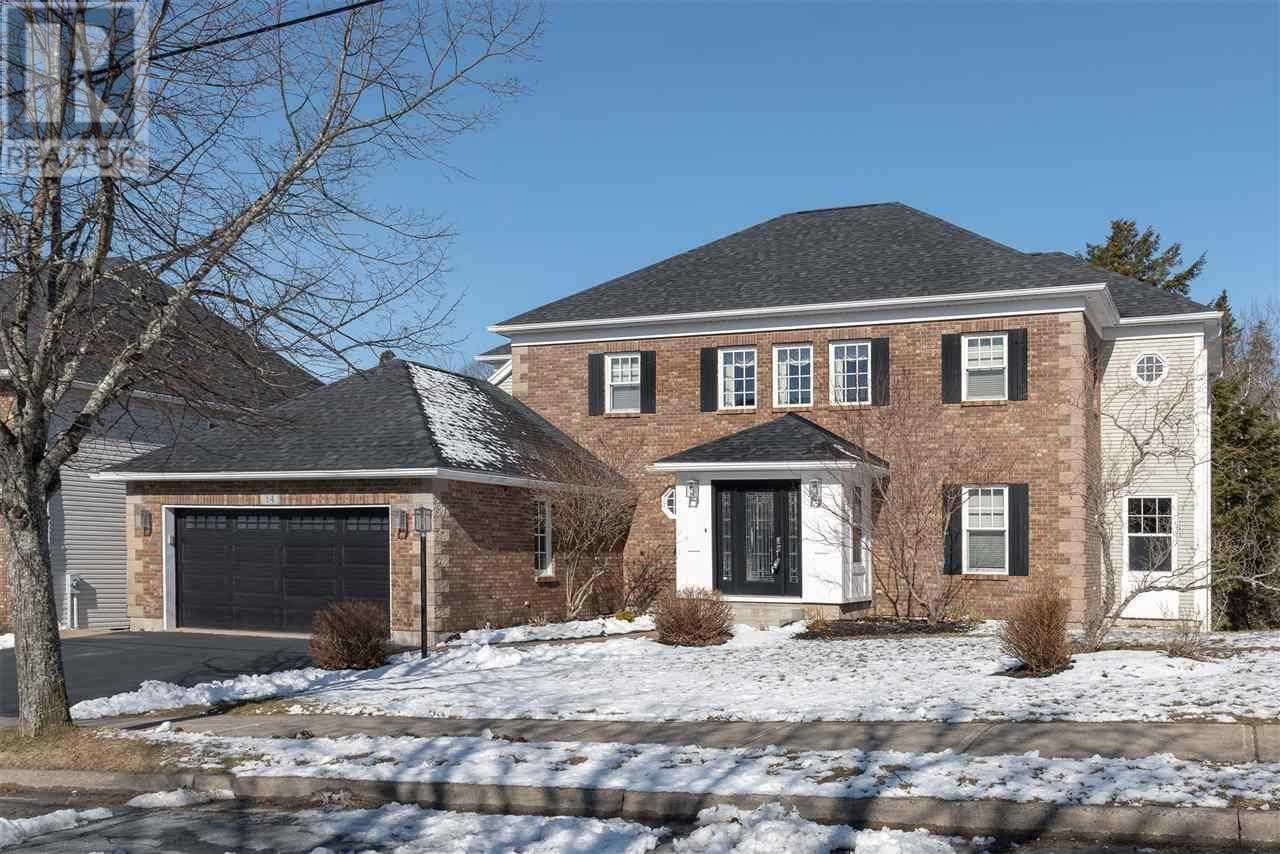 House for sale at 14 Ravine Park Cres Halifax Nova Scotia - MLS: 202005637