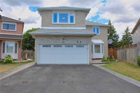 House for sale at 14 Redwood Pl Brampton Ontario - MLS: W4852840