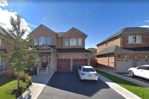 House for rent at 14 Revelstoke Pl Brampton Ontario - MLS: W5072076