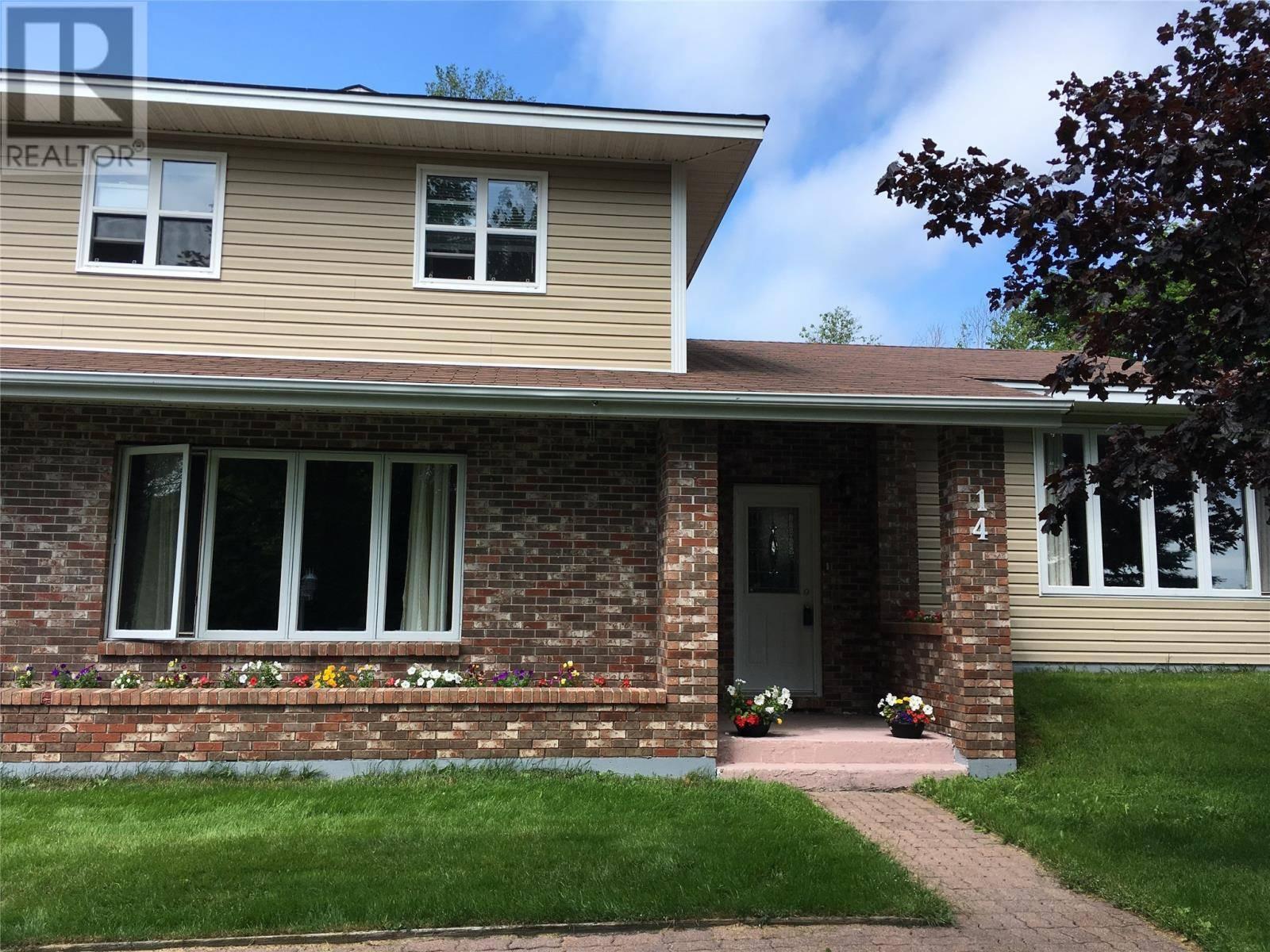 House for sale at 14 Riverview Dr Clarenville Newfoundland - MLS: 1209922