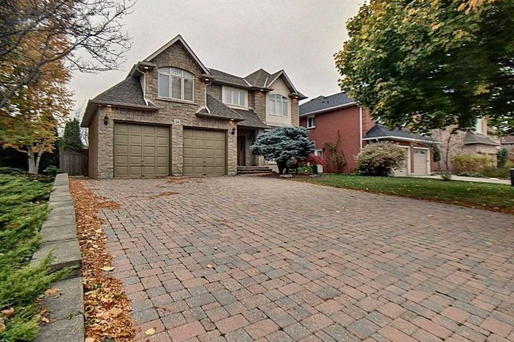 House for sale at 14 Robindale Ct Hamilton Ontario - MLS: X4970372