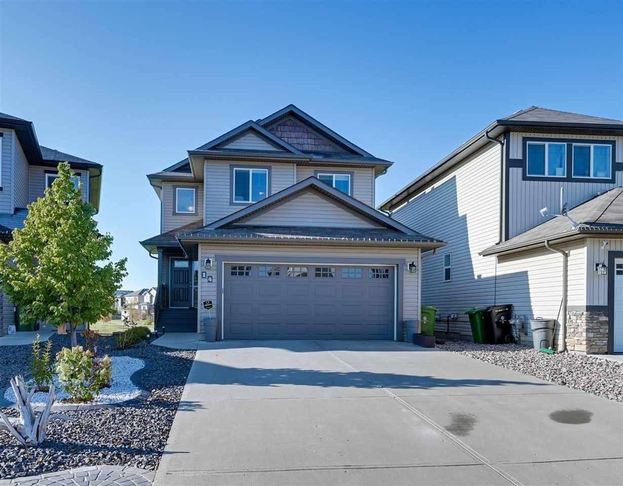 House for sale at 14 Rockwell Cs Fort Saskatchewan Alberta - MLS: E4176047