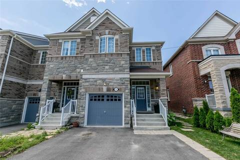 Townhouse for sale at 14 Rogers Tr Bradford West Gwillimbury Ontario - MLS: N4738253