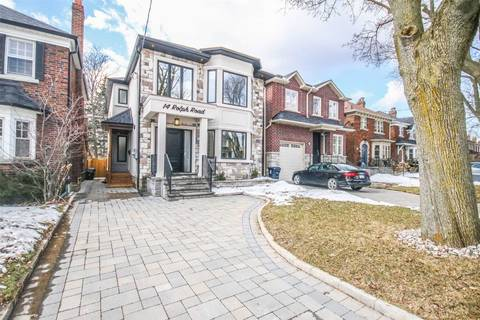 House for sale at 14 Rolph Rd Toronto Ontario - MLS: C4755305
