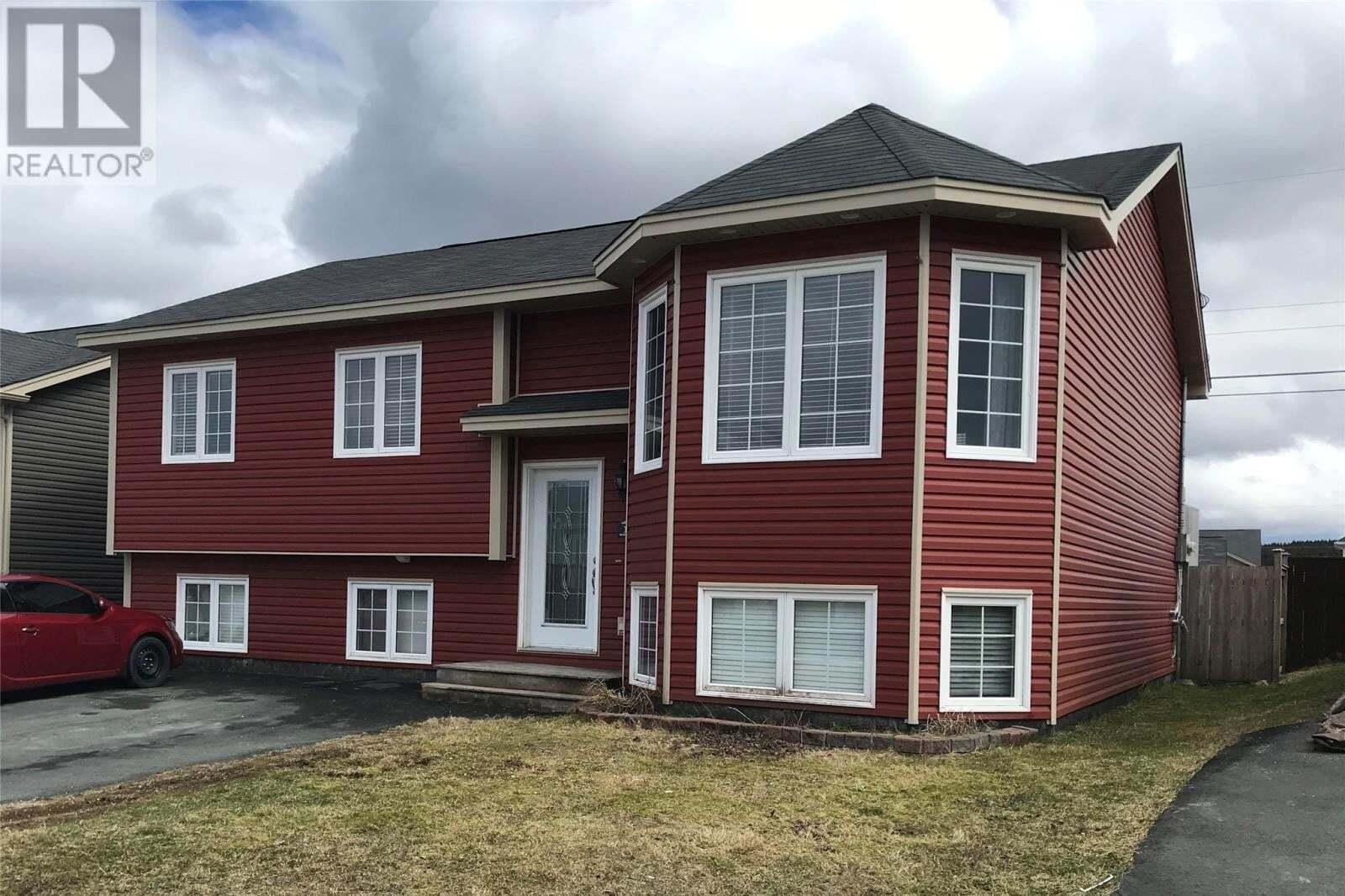 House for sale at 14 Rosalind St St John's Newfoundland - MLS: 1213884