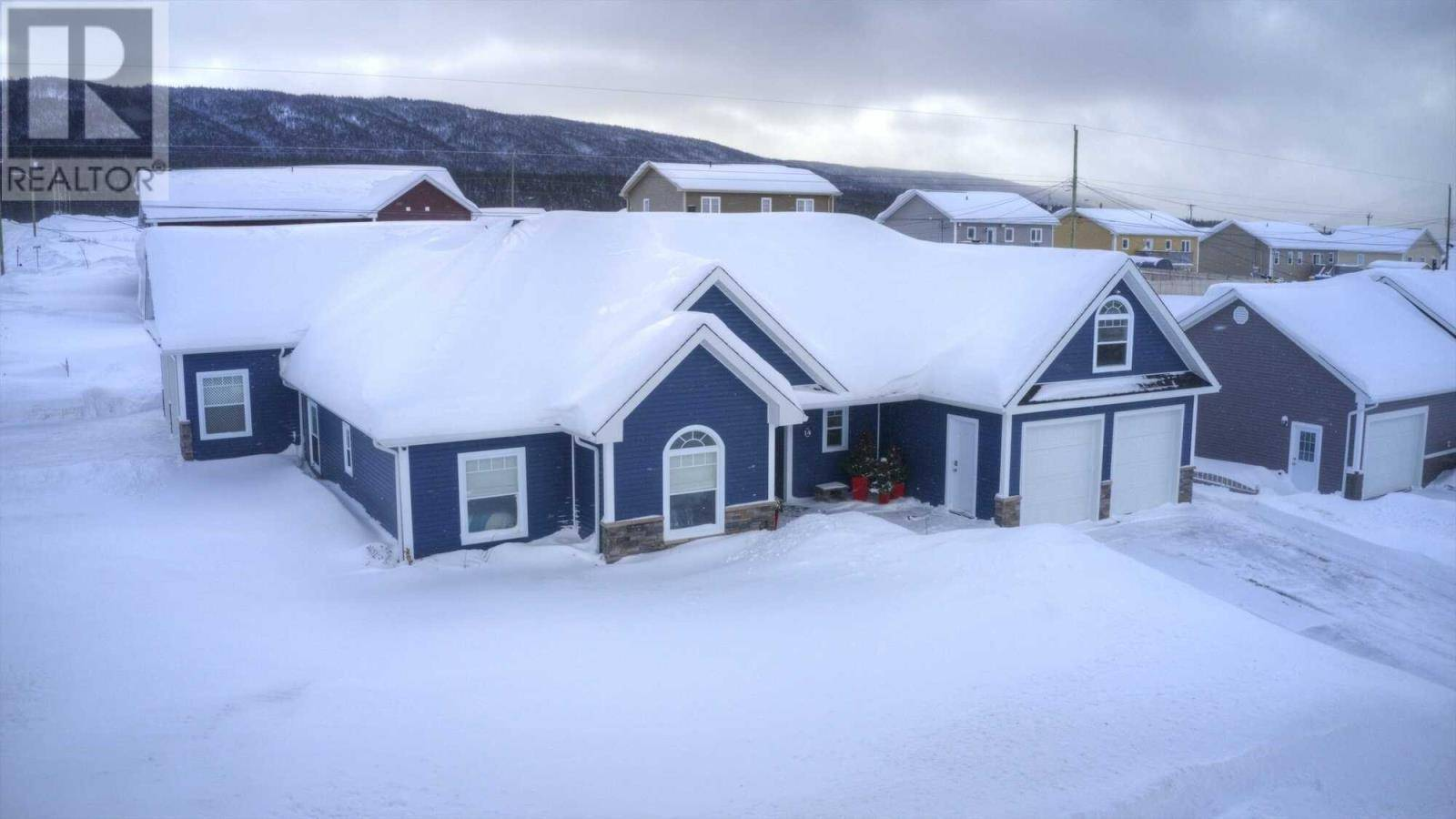 House for sale at 14 Rose Dr Pasadena Newfoundland - MLS: 1211513