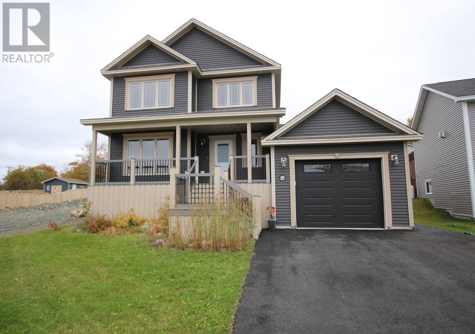 House for sale at 14 Rosegate Pl Conception Bay South Newfoundland - MLS: 1205522