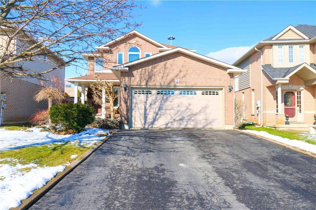 House for sale at 14 Sable Dr Ancaster Ontario - MLS: H4071688