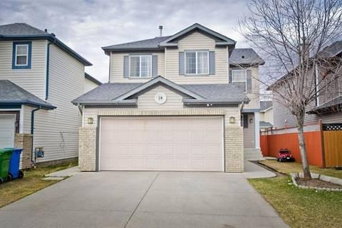 House for sale at 14 Saddlecreek Cres Northeast Calgary Alberta - MLS: C4238729