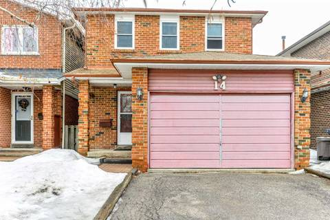 House for sale at 14 Saturn Dr Brampton Ontario - MLS: W4391417