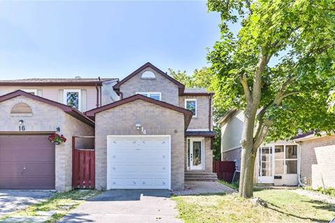 House for sale at 14 Scarfair Ptwy Toronto Ontario - MLS: E4550678
