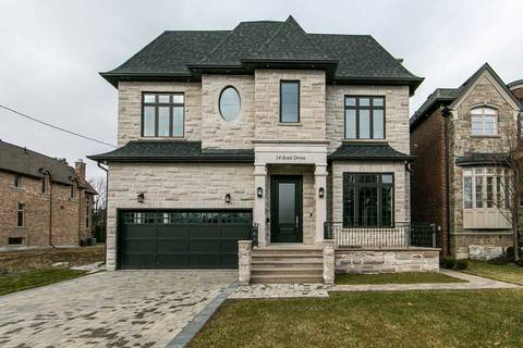 House for sale at 14 Scott Dr Richmond Hill Ontario - MLS: N4512754
