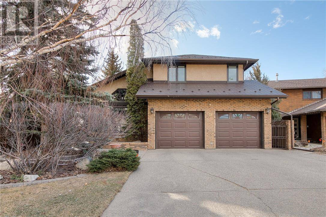 House for sale at 14 Sherwood Cres W Lethbridge Alberta - MLS: ld0191622