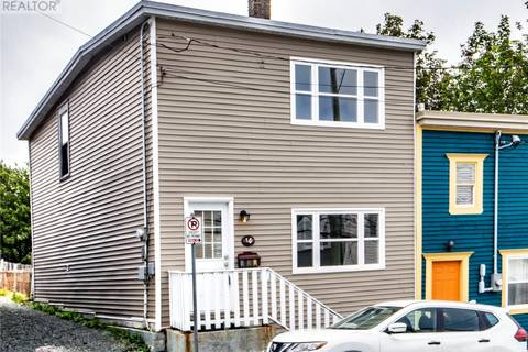 House for sale at 14 Signal Hill Rd St. John's Newfoundland - MLS: 1199504