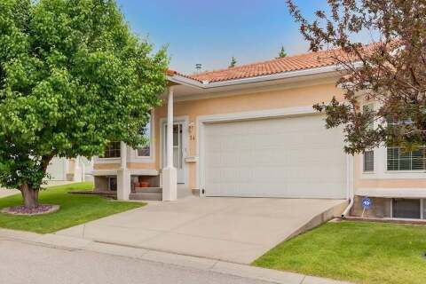 Townhouse for sale at 14 Signature Villa(s) Southwest Calgary Alberta - MLS: C4305875