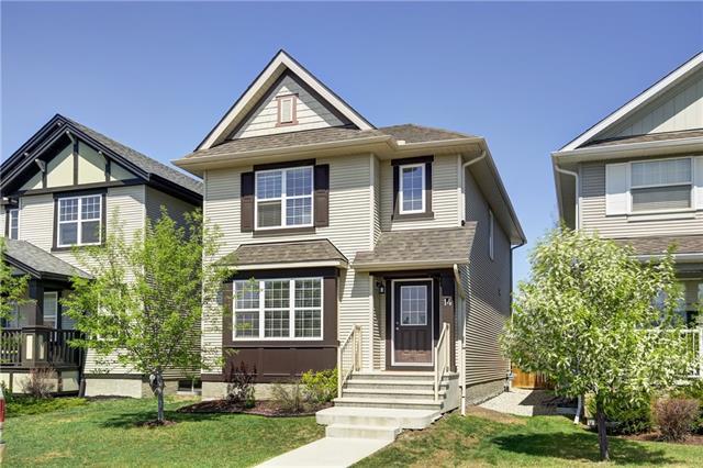 For Sale: 14 Silverado Plains Manor Southwest, Calgary, AB | 3 Bed, 3 Bath House for $415,000. See 27 photos!