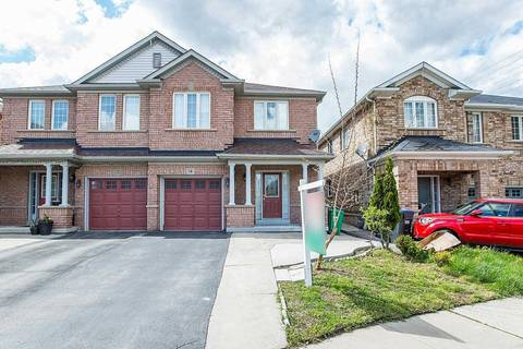Townhouse for sale at 14 Silverbell Ct Brampton Ontario - MLS: W4461861