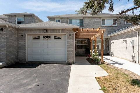 Townhouse for sale at 14 Silverstream Rd Brampton Ontario - MLS: W4522475