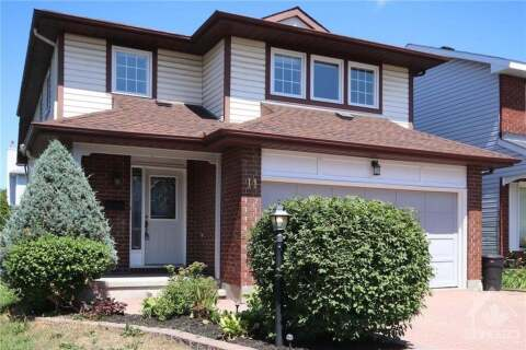 House for sale at 14 Soho Cres Ottawa Ontario - MLS: 1203207