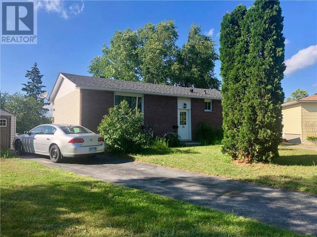 House for sale at 14 Sokoloski Ct Espanola Ontario - MLS: 2077714